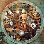 "Gloria Miller Allen ""The Steam Punk Exhibit"""